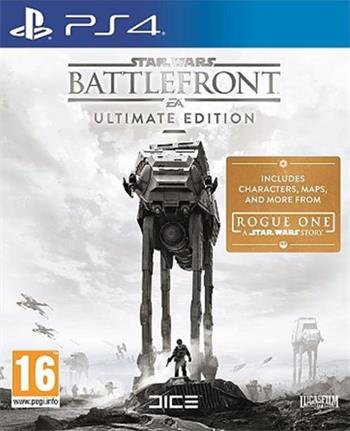 Star Wars Battlefront - Ultimate Edition PS4 - 5035224122004