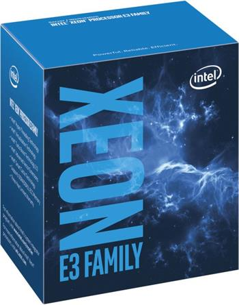 Intel® Xeon® ( 4-core) E3-1275 v6 3,8GHz/ 8MB/ LGA1151 - BX80677E31275V6