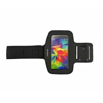 Qoltec Sportovní Armband smartphone max.5'' černá - 50300.BK-5