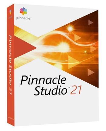 Pinnacle Studio 21, střihový software CZ - PNST21STMLEU