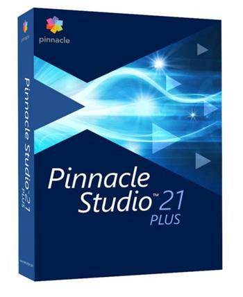 Pinnacle Studio 21 Plus, střihový software CZ, Upgrade - PNST21PLMLEU-UPG