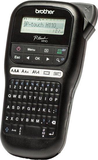 Brother PT-H110, tiskárna samolepících štítků - PTH110YJ1