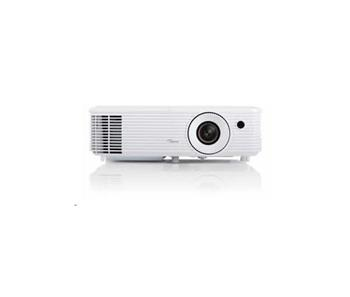 Optoma projektor HD27 (DLP, FULL 3D, 1080p, 3 200 ANSI, 25 000:1, 2x HDMI and MHL support and built-in 10W speaker) - 95.72J02GC0E