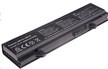Baterie T6 power Dell Latitude E5400, E5410, E5500, E5510, 6cell, 5200mAh - NBDE0088
