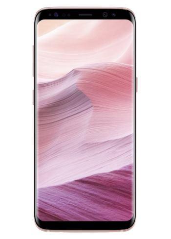 Samsung Galaxy S8 (SM-G950F) 64GB, Pink - SM-G950FZIAETL