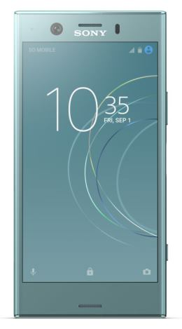 Sony Xperia XZ1 Compact (G8441), Blue - 1310-7086