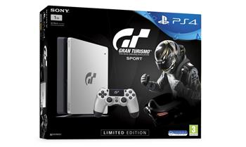 Sony PlayStation 4 1TB Slim - Gran Turismo Sport Limited Edition - PS719909767