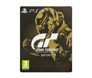 Gran Turismo Sport - Steelbook Edition (PS4) CZ - PS719831051