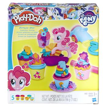Play-Doh - My Little Pony Pinkie Pie a dortíčková oslava - B9324EU4