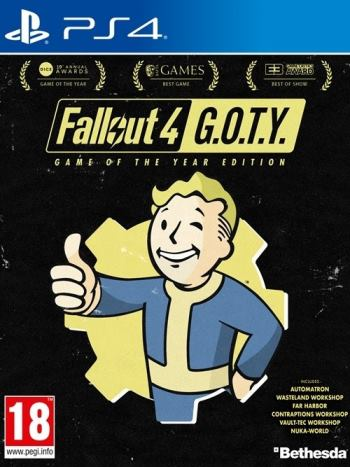 Fallout 4 GOTY - PS4 - 5055856418696