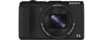 "Sony DSC-HX60V 20,4 MP, 30x zoom, 3"" LCD, GPS - black - DSCHX60VB.CE3"