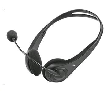 TRUST InSonic headset - 21664