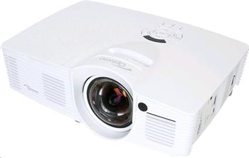 Optoma projektor GT1080e short throw (DLP, FULL 3D 1080p, 3 000 ANSI, 25 000:1, 2x HDMI, MHL, 10W speaker) ROZBALENO - 95.8ZF01GC2E