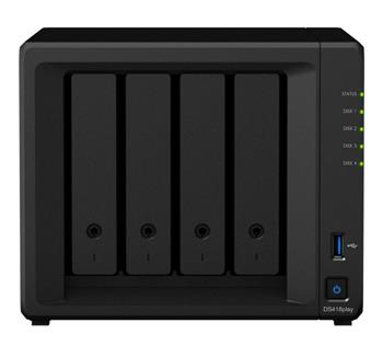 Synology DS418play RAID 4xSATA server, 2xGb LAN - DS418play