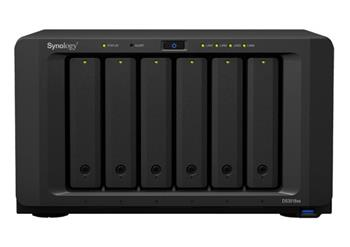 Synology DS3018xs RAID 6xSATA server, 4x1Gb LAN - DS3018xs