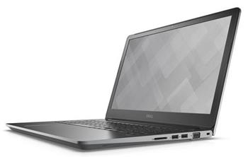 "DELL Vostro 5568 / i5-7200U / 8GB / 1TB / GeForce 940MX / 15,6"" FHD / FingerPrint / Win 10 Pro / Šedá - 5568-8122"
