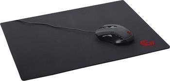 Gembird herní podložka myši, černá, velikost S 200x250mm - MP-GAME-S