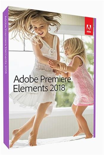 Adobe Premiere Elements 2018 WIN CZ FULL - 65282074