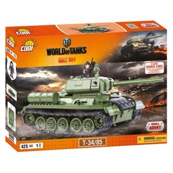 Cobi - World of Tanks T34/85 3005 - COBI-3005