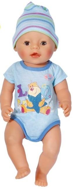 Zapf - Interaktivní BABY born®, chlapec - 822012