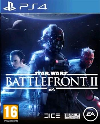 Star Wars Battlefront 2 PS4 - bfp4