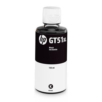 HP GT51XL Black Original Ink Bottle, X4E40AE - X4E40AE