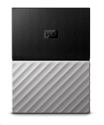 """WD My Passport ULTRA 3TB Ext. 2.5"""" USB3.0 černo-šedá - WDBFKT0030BGY-WESN"""