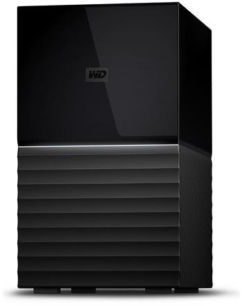 "WD My Book DUO 12TB Ext. 3.5"" USB3.0 (dual drive) RAID - WDBFBE0120JBK-EESN"