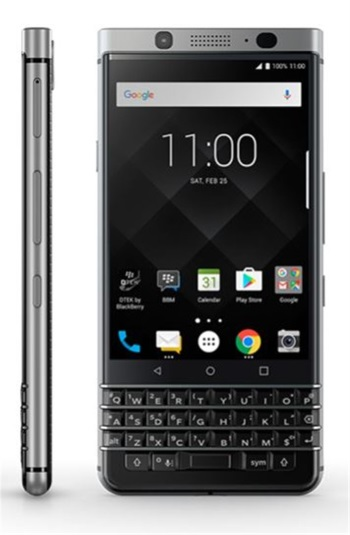 BlackBerry KEYone QWERTY Black Edition - Black Edition