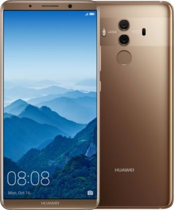 Huawei Mate 10 Pro (Dual Sim) Brown - SP-MATE10PDSHOM