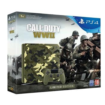Sony PlayStation 4 Slim - 1TB + Call of Duty WW II + That's You - PS719943167