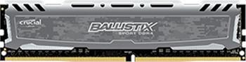 Crucial Ballistix Sport Grey 16GB 2400MHz DDR4 CL16 DR x8 non ECC - BLS16G4D240FSB