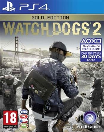 Watch_Dogs 2 Gold edice PS4 - 3307215968635