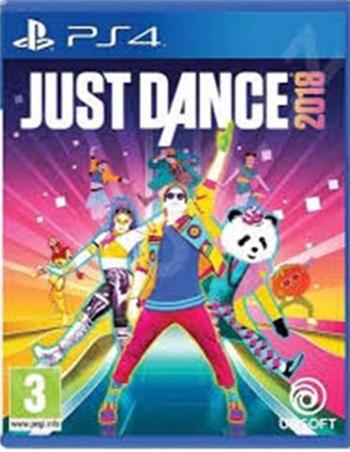 Just Dance 2018 PS4 - 3307216017530
