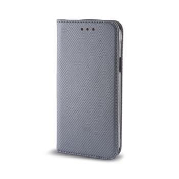 Pouzdro s magnetem Huawei P9 Lite 2017 Steel - 8928548447113