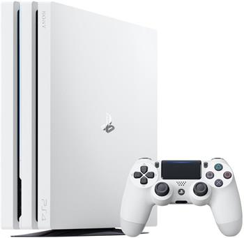 SONY PlayStation 4 PRO - 1TB - White - PS719347774