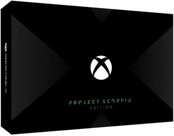 XBOX ONE X 1 TB Project Scorpio Edition - FMP-00010
