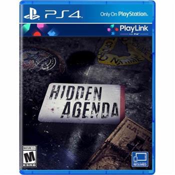Hidden Agenda PS4 - PS719934462