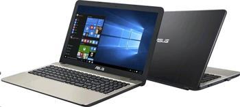 ASUS X541NA 15,6/N3350/4GB/500GB/W10 černý - X541NA-GO120T