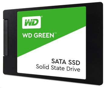 WD GREEN SSD 3D NAND WDS240G2G0A 240GB SATA/600 - WDS240G2G0A