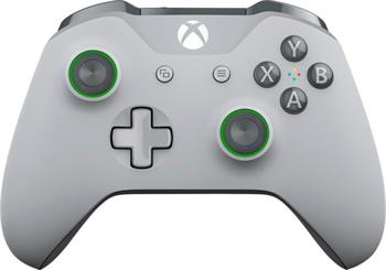 XBOX ONE S Wireless Controller Grey-Green - WL3-00061