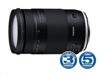 Objektiv Tamron AF 18-400mm F/3.5-6.3 Di II VC HLD pro Nikon - B028N