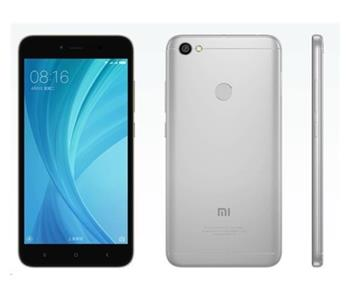 Xiaomi Redmi Note 5A Prime, CZ LTE, Dual SIM, 32 GB, šedá - PH3624