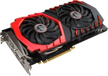 MSI GeForce GTX 1060 GAMING 6G / PCI-E / 6144MB GDDR5 / HDMI / DVI / DP / active - 4719072474379