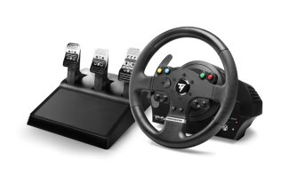 Thrustmaster Volant Ferrari 599XX EVO 30 Wheel Add-On Alcantara Edition pro T/TX-série - 4060071