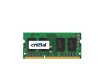 Crucial DDR3L 4GB SODIMM 1.35V 1866MHz CL13 pro Mac - CT4G3S186DJM