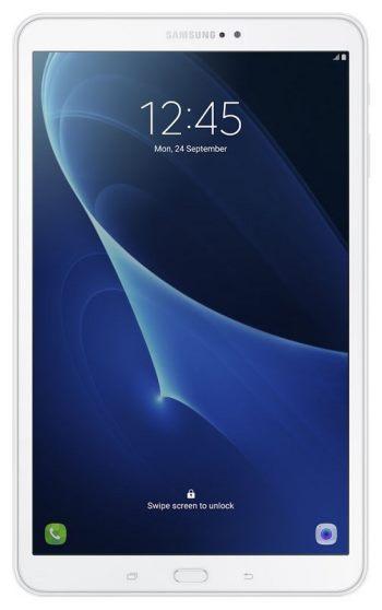 Samsung Galaxy Tab A 10.1 (SM-T585) White 32GB, Wi-Fi, LTE - SM-T585NZWEXEZ