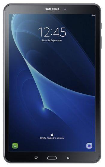 Samsung Galaxy Tab A 10.1 (SM-T585) Black 32GB, Wi-Fi, LTE - SM-T585NZKEXEZ