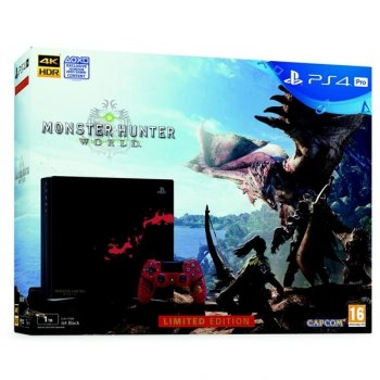 SONY PlayStation 4 PRO - 1TB + Monster Hunter - PS719370970