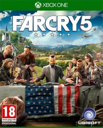 Far Cry 5 XONE - 3307216022916